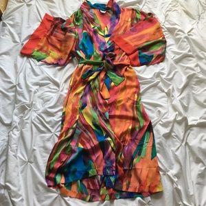 Silk Full-Length Robe